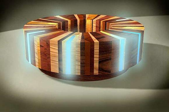 A luminária COCAR de Jum Nakao / Foto: divulgação