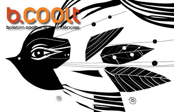 Capa da 100ª edição da B.Coolt / Ilustração: Speto