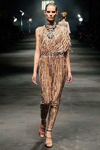O glamour impecável da Lanvin