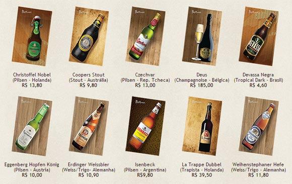 10 cervejas especiais, ao alcance de um clique, na Bierboxx
