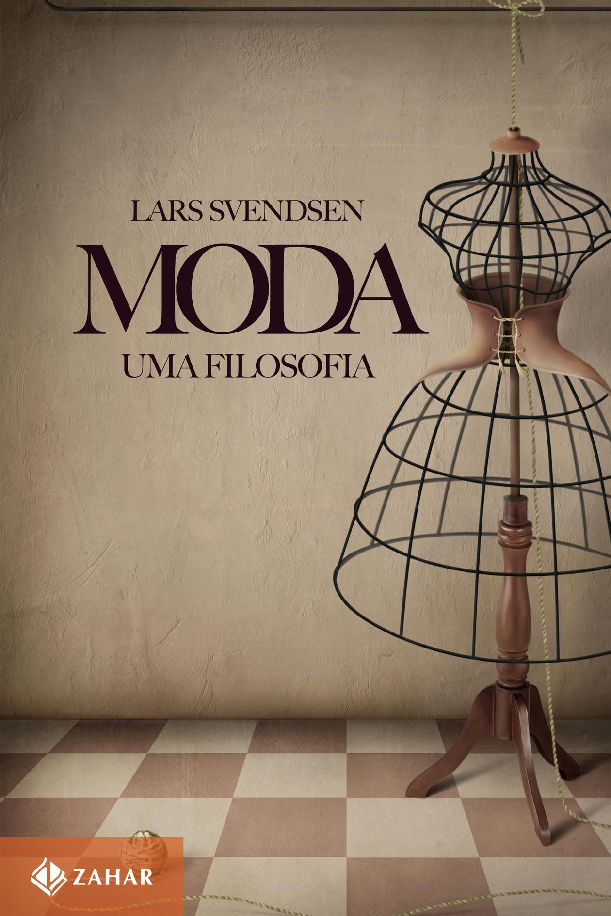 Imagem: Capa do livro Moda Uma Filosofia de Lars Svendsen